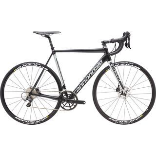 Cannondale CAAD12 Disc Ultegra 3 2016, black/grey - Rennrad