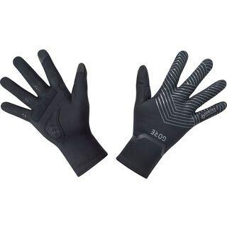 Gore Wear C3 Gore-Tex Infinium Stretch Mid Handschuhe, black - Fahrradhandschuhe