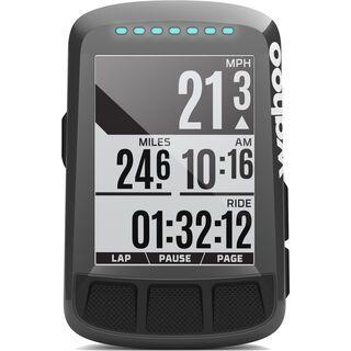 Wahoo Fitness Elemnt Bolt GPS Fahrradcomputer stealth