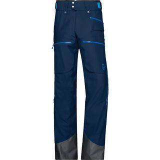 Norrona lofoten Gore-Tex insulated Pants M's, indigo night - Skihose
