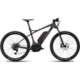 Ghost Teru LC 10 2016, black/red/gray - E-Bike