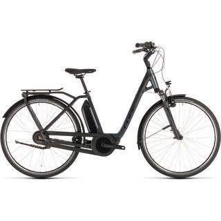 Cube Town Hybrid Pro 500 Easy Entry 2019, iridium´n´black - E-Bike