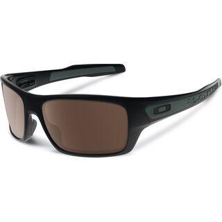 Oakley Turbine, matte black/warm grey - Sonnenbrille
