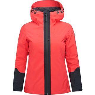 Peak Performance W Rider Ski Jacket, polar red - Skijacke