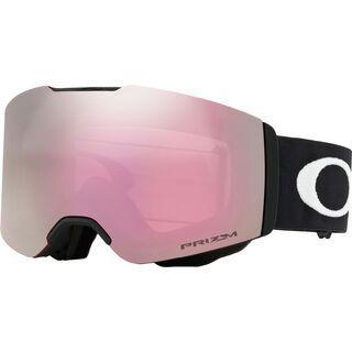 Oakley Fall Line Prizm, matte black/Lens: prizm snow hi pink iridium - Skibrille