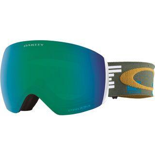 Oakley Flight Deck, disruptive blue copper/Lens: prizm jade iridium