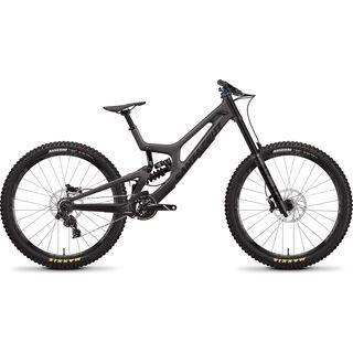 Santa Cruz V10 CC S 27.5 2020, matte carbon - Mountainbike