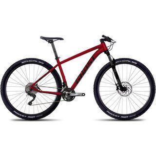 Ghost Tacana X 6 2016, red/black - Mountainbike