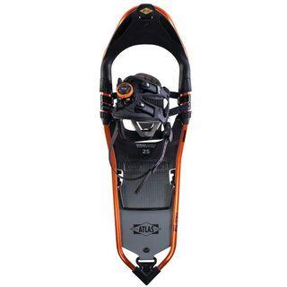 Atlas Apex Mountain 25 W, orange/black - Schneeschuhe