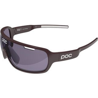 POC DO Blade, red hydrogen white/Lens: violet - Sportbrille