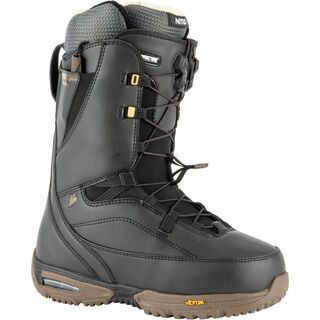 Nitro Faint TLS, black-gold - Snowboardschuhe