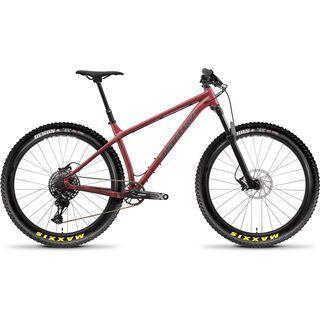 Santa Cruz Chameleon AL D 27.5 Plus 2021, raspberry sorbet - Mountainbike