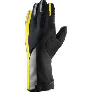 Mavic Vision Thermo Glove, black / yellow - Fahrradhandschuhe