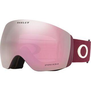 Oakley Flight Deck XL Prizm, grenache grey/Lens: hi pink iridium - Skibrille