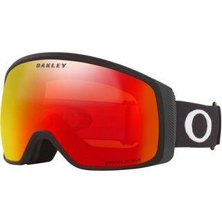 Oakley Flight Tracker XM Prizm, matte black/Lens: torch iridium - Skibrille