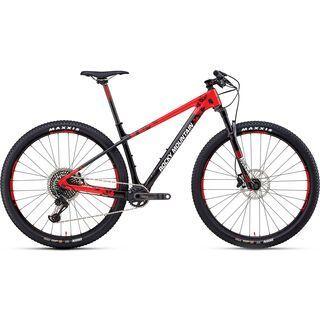 Rocky Mountain Vertex Carbon 90 2018, black/red/white - Mountainbike