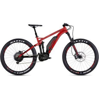 Ghost Hybride Kato FS S8.7+ AL 2018, red/black - E-Bike