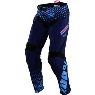 100% R-Core Supra DH Youth Pant, blue - Radhose