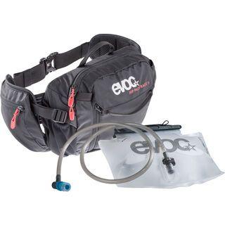 Evoc Hip Pack Race 3l + Hydration Bladder 1,5l, black - Hüfttasche
