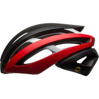 Bell Zephyr MIPS, black/red/white - Fahrradhelm