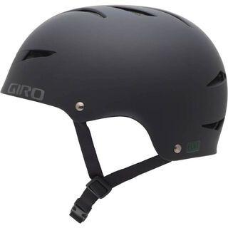 Giro Flak, matte black - Fahrradhelm