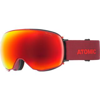 Atomic Revent Q HD + WS, red/Lens: red hd - Skibrille