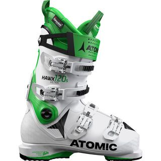 Atomic Hawx Ultra 120 S 2019, white/green - Skiboots