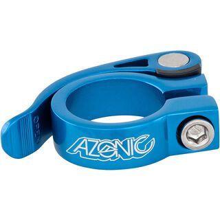 Azonic Gonzo Clamp, blue - Sattelstützenklemme
