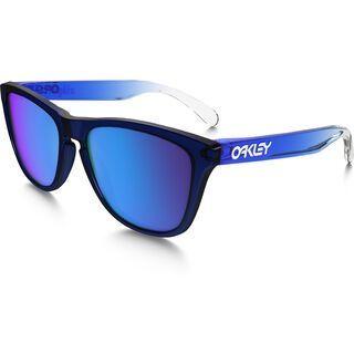 Oakley Frogskins Alpine, bluebird/Lens: sapphire iridium - Sonnenbrille
