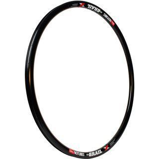Stan's NoTubes ZTR Grail Disc 700C, schwarz - Felge