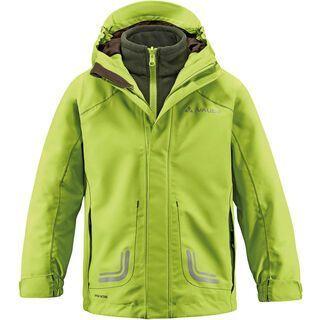 Vaude Kids Campfire 3in1 Jacket III, pistachio - Jacke