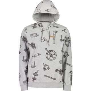 Maloja FilipM., moonless - Hoody