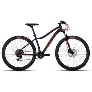 Ghost Lanao 7 AL 27.5 2017, blue/red - Mountainbike