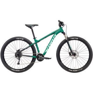 Kona Mahuna 2018, green/charcoal/mint - Mountainbike