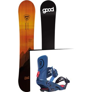Set: goodboards Flash Long 2017 + Ride LTD (1770153S)