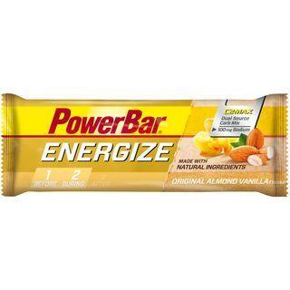PowerBar New Energize - Original Vanilla Almond - Energieriegel