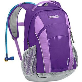 Camelbak Scout, pansy/african violet - Rucksack