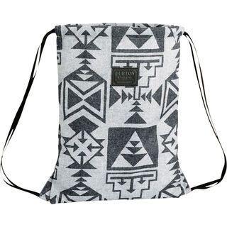 Burton Cinch Bag, nordic print - Rucksack