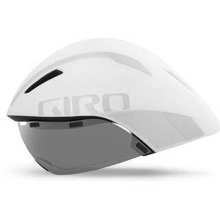 Giro Aerohead MIPS, white/silver - Fahrradhelm