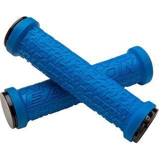 Easton Lock-On Grips, blue - Griffe