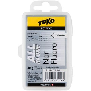Toko All-in-one Hot Wax - Gleitwachs