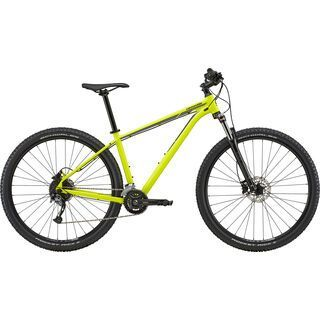 Cannondale Trail 6 - 27.5 2020, nuclear yellow - Mountainbike