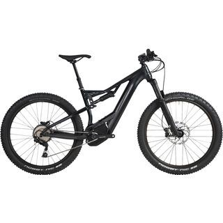 Cannondale Moterra Neo 3 2019, black pearl - E-Bike