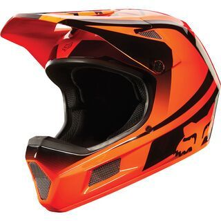 Fox Rampage Comp Imperial Helmet, flow orange - Fahrradhelm