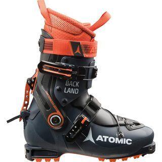 Atomic Backland 2019, dark blue/orange/black - Skiboots
