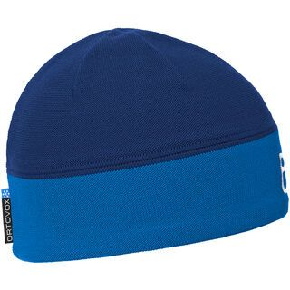 Ortovox Alpine Cap, strong blue - Mütze