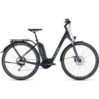 Cube Touring Hybrid Pro 500 Easy Entry 2018, darknavy´n´blue - E-Bike