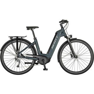 Scott Sub Tour eRide 20 Unisex petrol blue/gloss metal beige/black 2021