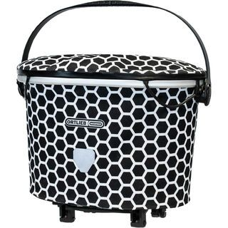 Ortlieb Up-Town Rack Design Honeycomb - Gepäckträgertasche