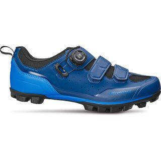 Specialized Comp Mountain Bike, deep blue/cyan - Radschuhe